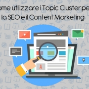Come utilizzare i Topic Cluster per la SEO e il Content Marketing