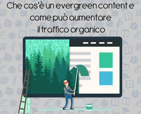 Che cos'è un evergreen content