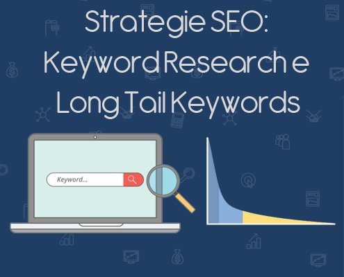 Strategie SEO: Keyword Research e Long Tail Keywords