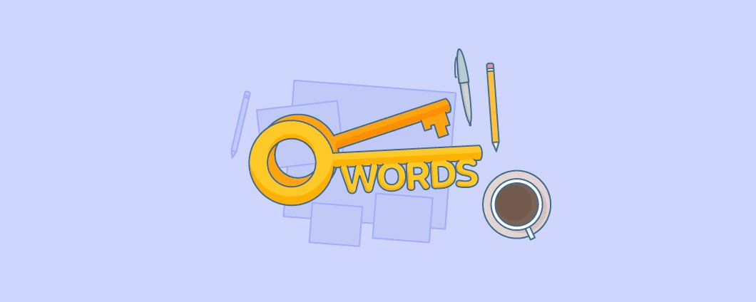 Come fare SEO Copywriting: Guida per principianti - Keywords
