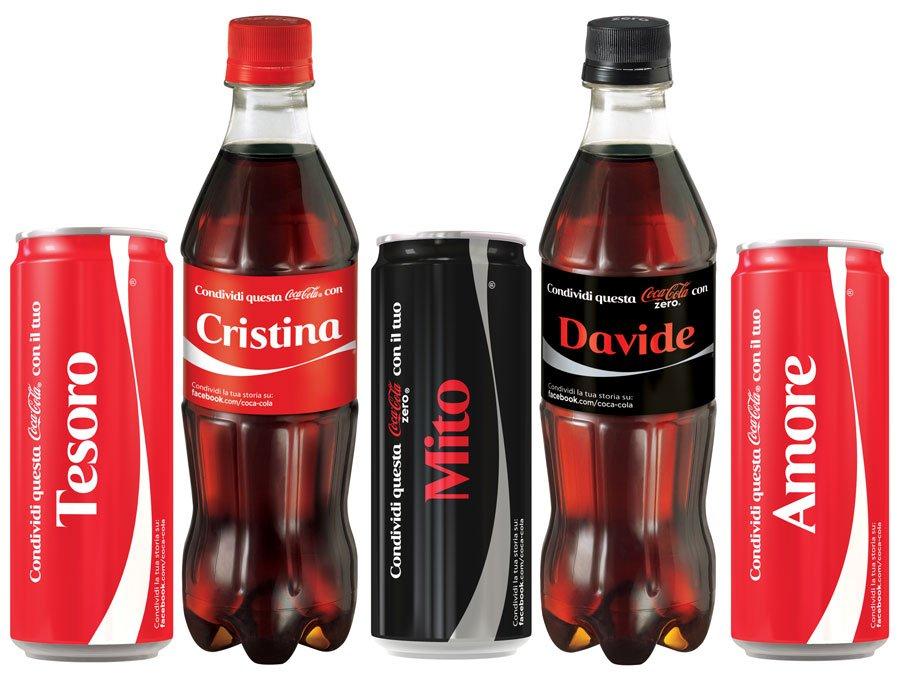 Esempio UGC Coca Cola